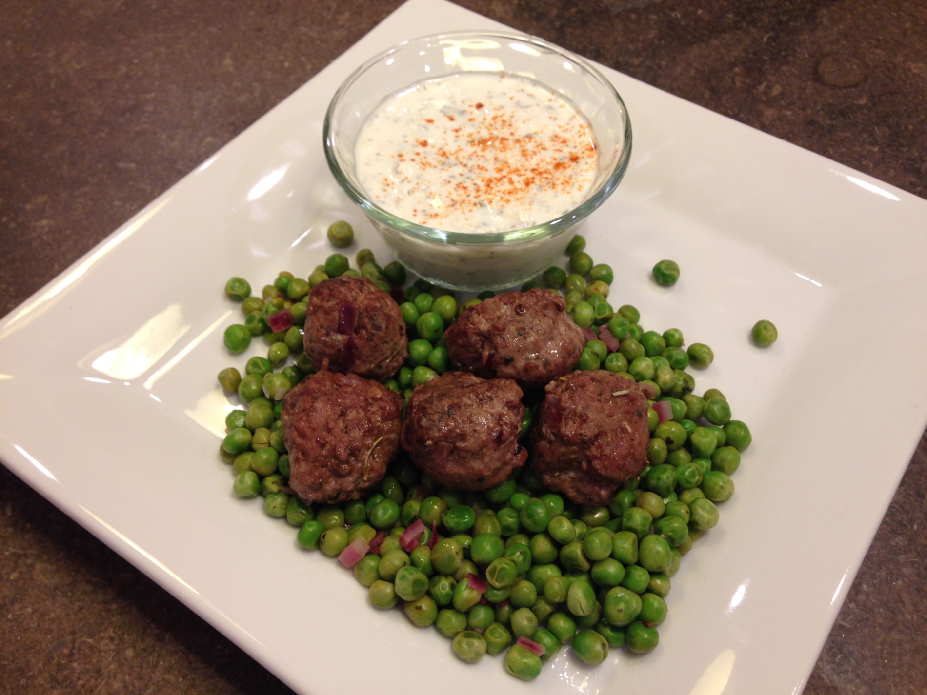 Mediterranean Lamb Meatballs Recipes — Dishmaps